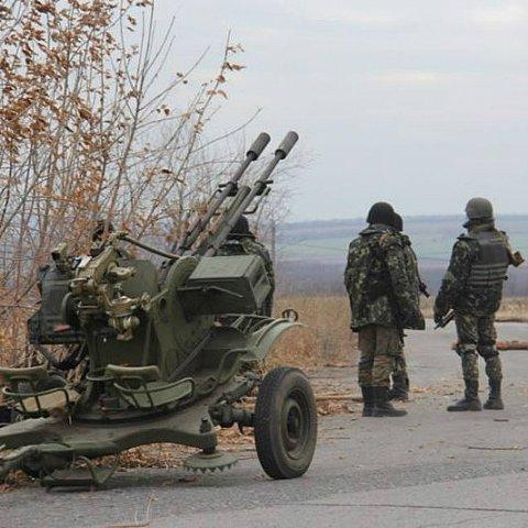 На Львовщине подготовили артиллерийскую бригаду