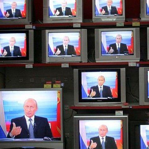 В Украине запретили белорусский телеканал за ложь