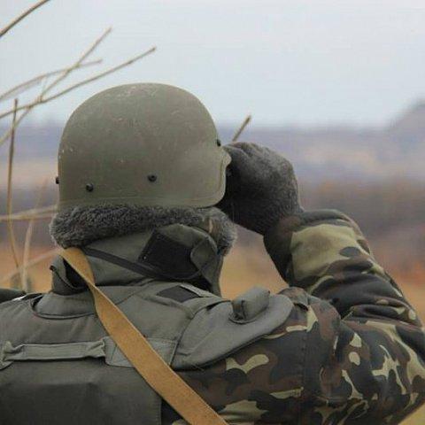 В течение суток на Донбассе погибли 3-ёх украинских военных