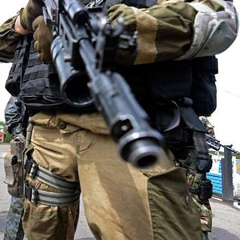 Боевики хотят поменять заложников на еду