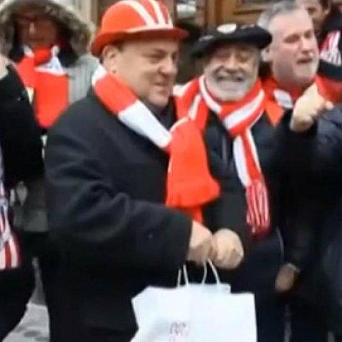 Перед матчем у Львові грабували іспанських вболівальників