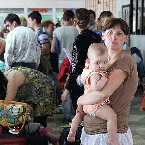 Переселенці почали повертатися з Росії