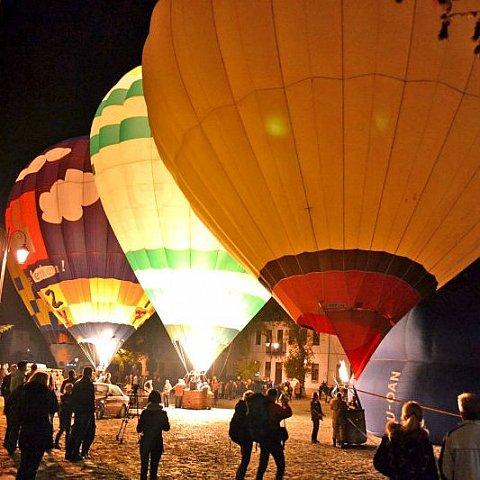 30-го ноября в центре Львова в небо поднимут воздушный шар