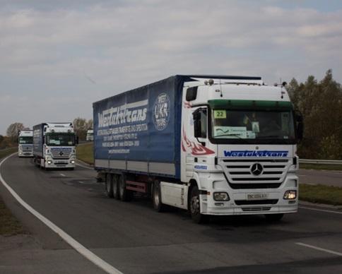 Десятий «гумконвой» їде по Луганську (ВІДЕО)