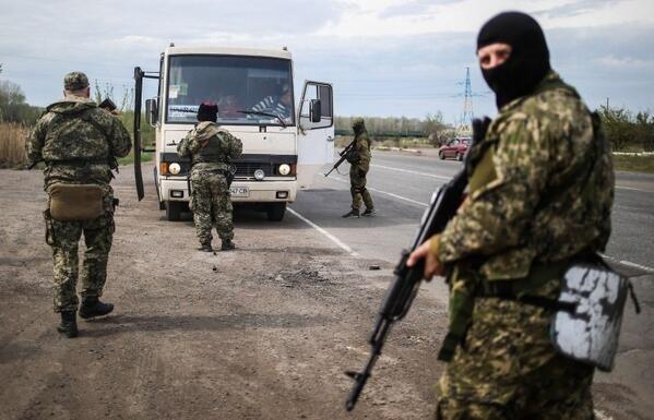 Боевики не выпускают жителей Донбасса с оккупированных территорий, — пресс-центр АТО