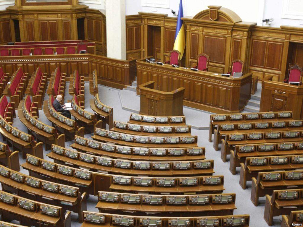 Депутати-прогульники можуть залишитись без зарплати
