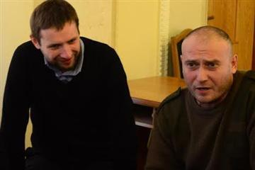 """Ярош  оголосив у розшук нардепа, який сказав Парасюку """"Тут тобі не Майдан, сядь на своє місце"""