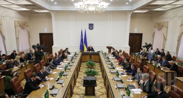 Уряд визначив повноваження віце-прем'єр-міністрів