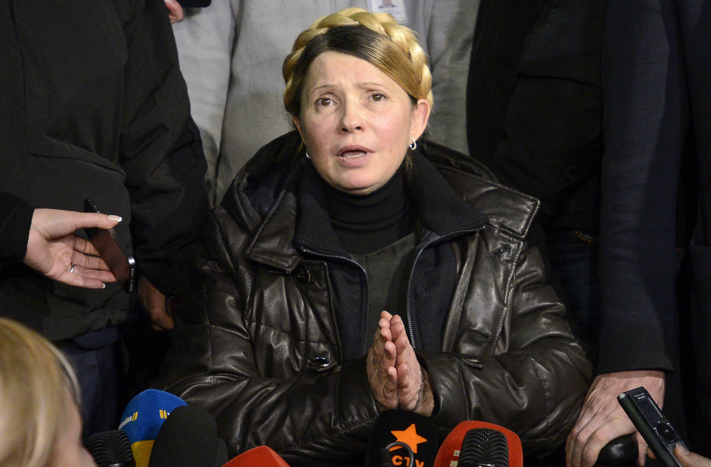 Російський пропагандистський канал «НТВ» випустив «сенсацію» – у екс-прем'єра України Юлії Тимошенко була власна тюремна рабиня.
