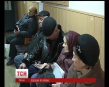 """В пятницу, 5 декабря, в киевском отеле """"Братислава"""" выступление представителей фонда Рината Ахметова прервали криками """"Позор!""""."""