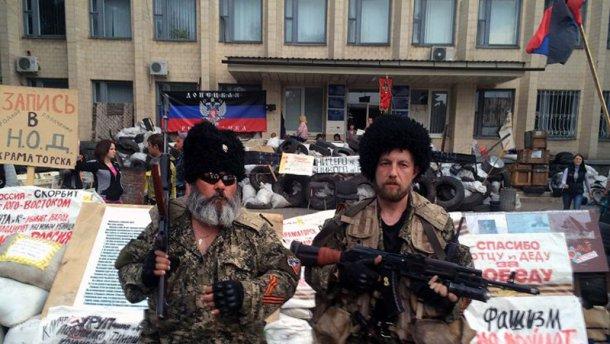 У Донецьку «ДНР» посварилась з «козаками», які не хочуть йти на передову