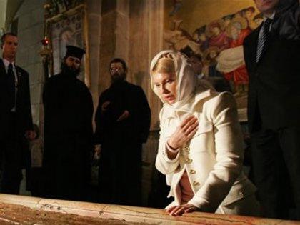 Ющенко назвав Тимошенко великою грішницею