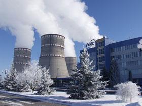 Крупнейшая электростанция Украины досрочно запустила один из энергоблоков