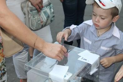 У Бродах активісти виявили фальшиві скриньки зі збору коштів для пораненого військового