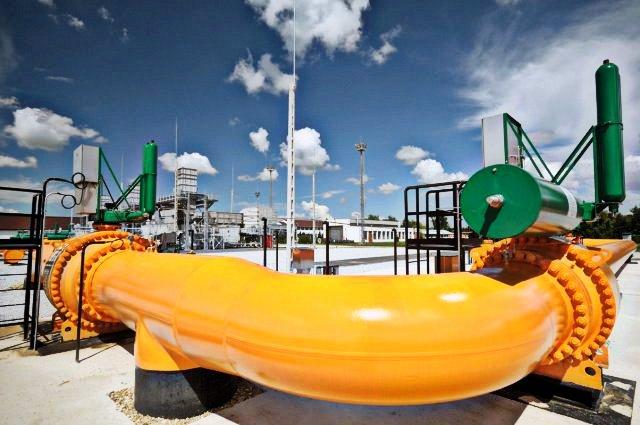 Угорщина готова відновити реверс газу з 1 січня