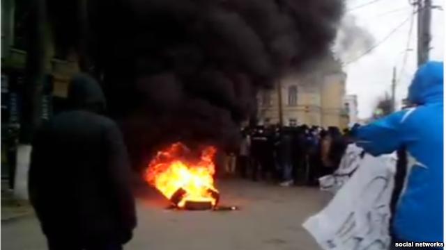 Конфлікт у Вінниці: де зараз Юрій Хорт?