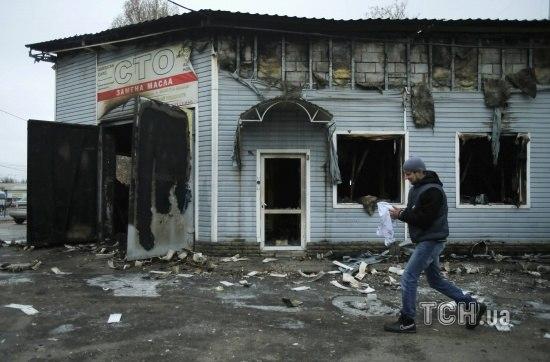 Донецьк усі вихідні здригався від обстрілів, 10 мирних жителів загинули