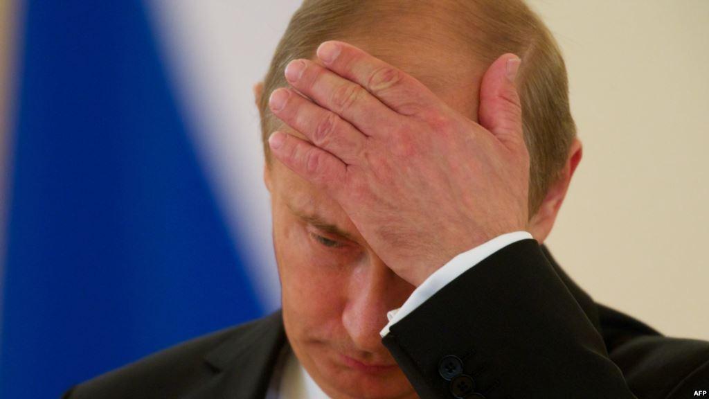 Терористи зчинили бунт проти Путіна (ВІДЕО)