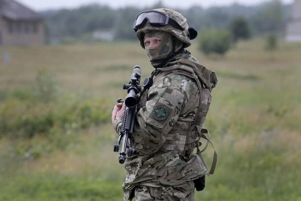 Військові вітають усіх із Новим роком