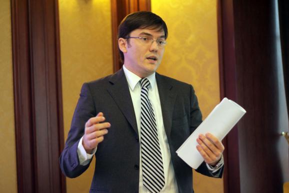 Андрій Пивоварський очолив Міністерство інфраструктури України