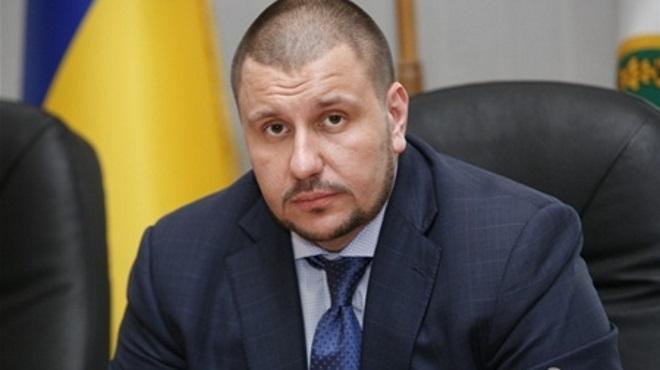 ГПУ пред'явила звинувачення екс-міністру доходів і зборів Клименку