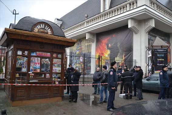 У Львові затримали можливого вбивцю жінки у газетному кіоску
