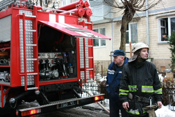 У Львові чоловік ледь не згорів живцем у центрі міста