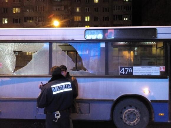 У Львові порушили кримінал через обстріл маршрутки