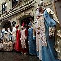 У Львові святий Миколай переміг Діда Мороза (ВІДЕО)