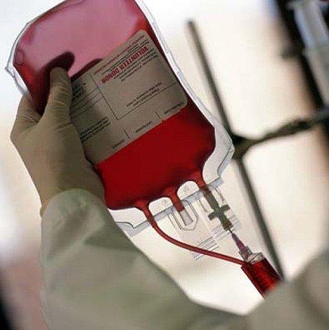 У перевіреній крові українських донорів знайшли смертельні віруси