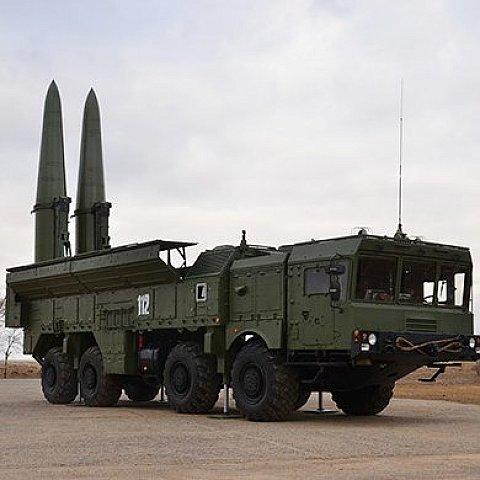 Путин разместил в Крыму системы ПВО «Искандер» – Генштаб