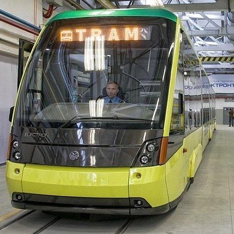 Санкт-Петербург передумал покупать львовские трамваи