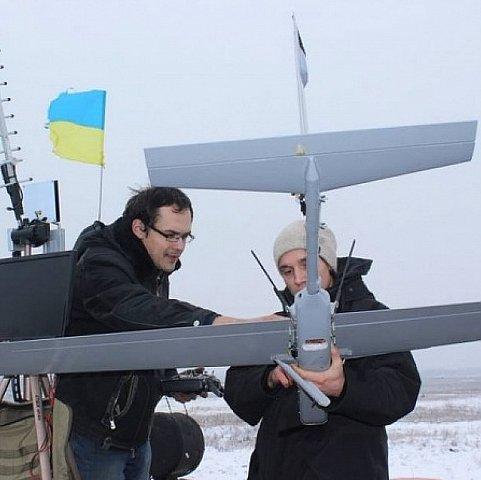 Украинские военные испытали отечественный беспилотник