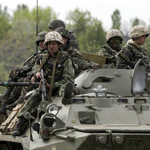 Терористи провокують обстрілами бійців АТО