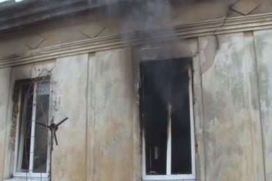 У Львові у власній квартирі згоріла бабуся (ФОТО)