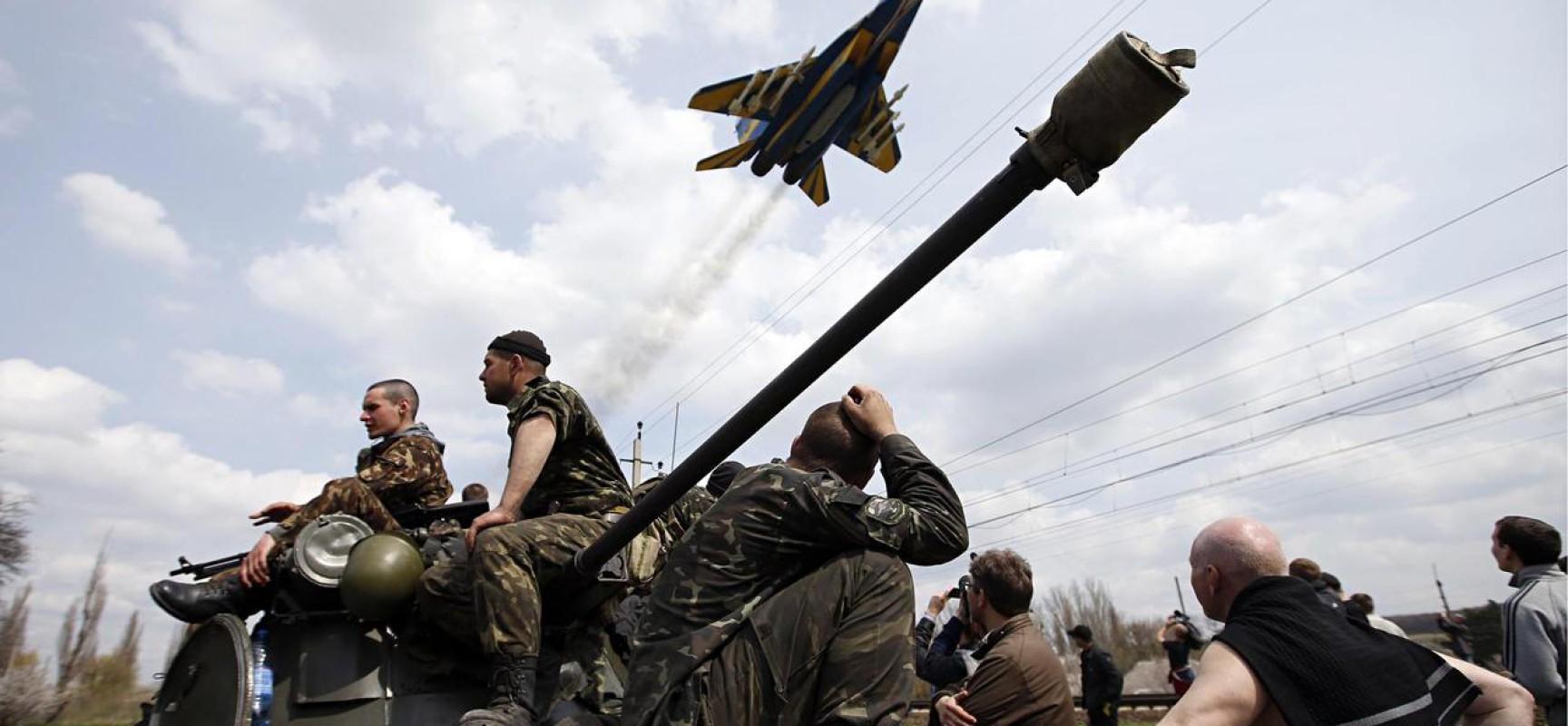 Воєнний стан можуть ввести лише на території Донецької і Луганської областей – нардеп