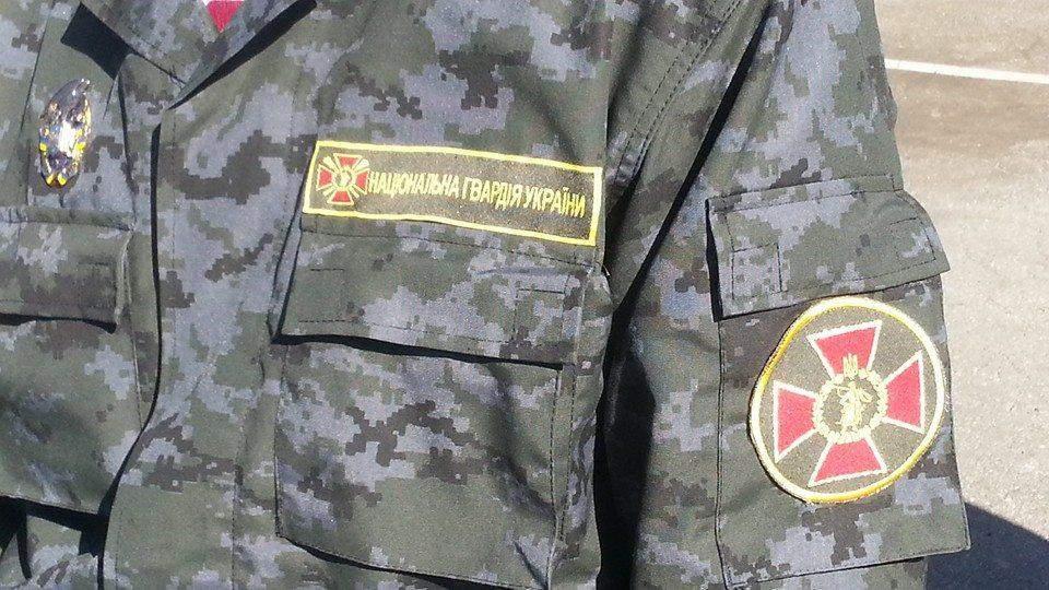 Начальника управління тилу Нацгвардії, спійманого на хабарі у 230 тис грн, відпустили під заставу
