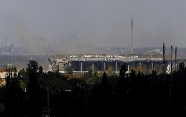 """""""Кіборги"""" накрили штурмовиків аеропорту кинджальним вогнем і захопили """"кадирівців"""""""