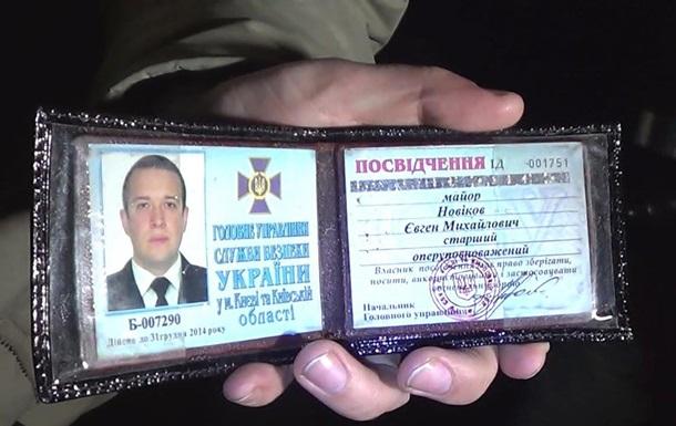 Пьяный офицер СБУ разбил три машины в Киеве – СМИ