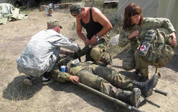 Поранених з окупованих територій вивозять до Росії (ВІДЕО)