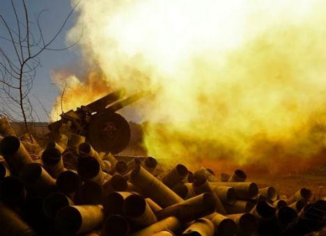 Під Докучаєвськом військові знищили два мінометні розрахунки бойовиків – Тимчук
