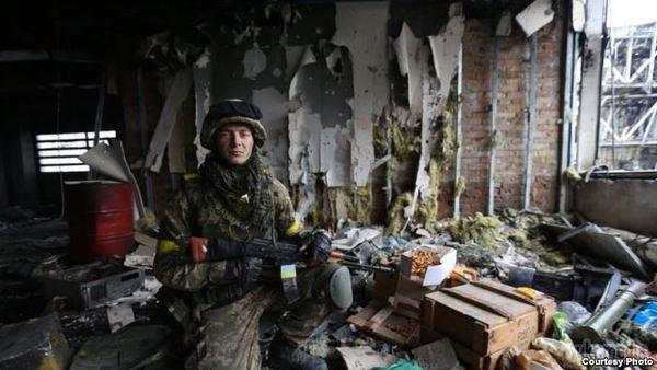 Донецьким «кіборгам» пішла підмога