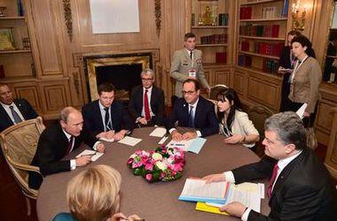Зустріч в Берліні: від календарного плану до миру на Донбасі