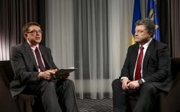 Порошенко обратился к Путину с требованием выполнять Минские договоренности и освободить заложников