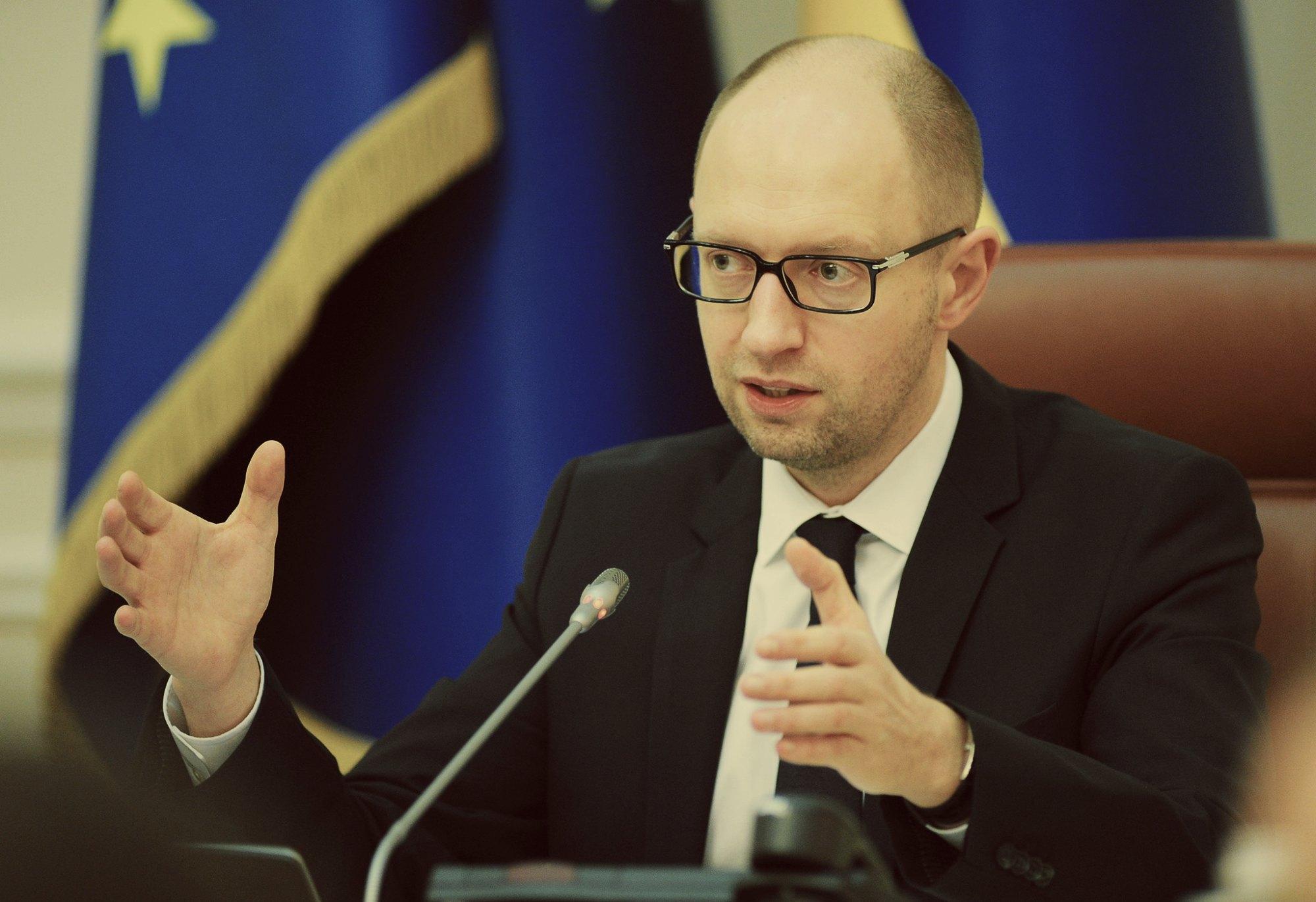 Яценюк скликав оперативний штаб з ситуації в Маріуполі