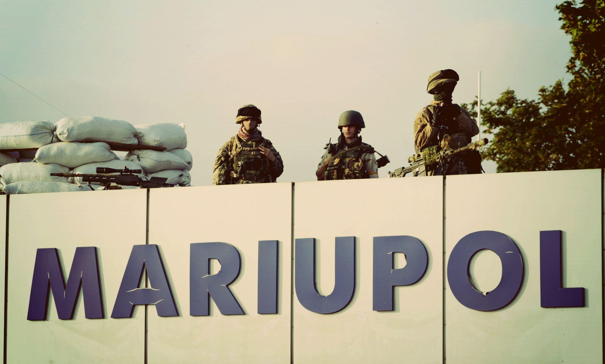 Маріупольців залякують неправдивим повідомленням про обстріл