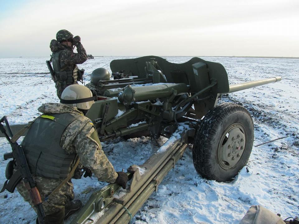 За добу у зоні АТО загинули семеро захисників України