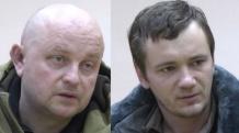 """Терористи """"Бетмена"""" на відеокамеру зізналися, як до смерті закатували чоловіка  (Відео)"""