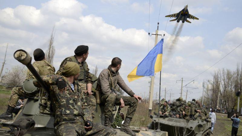 Посчитали потери украинских силовиков на Донбассе (инфографика)
