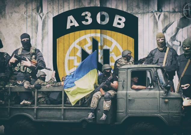 В батальона «Азов» появилась минометная батарея
